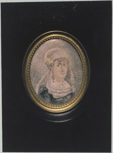 Portret van Cornelia Jacoba de Buck (1767-1823)