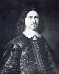 Portret van Willem van Lintelo (1600-1658)