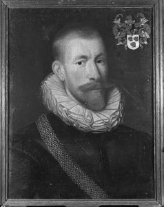 Portret van Reinout van Serooskerke (1576-1604)