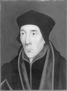 Portret van John Fisher (1459-1535), bisschop van Rochester