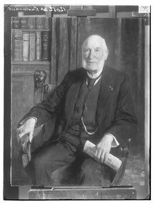 Portret van Jan Knottenbelt (1840-1922)