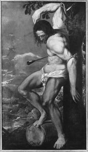 De heilige Sebastiaan