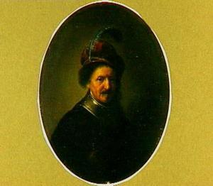 Mansportret, zogenaamd de vader van Rembrandt