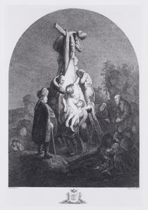 De kruisafneming (Mattheüs 27:57-58)
