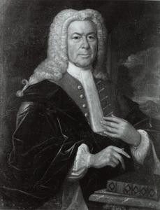 Portret van een man, waarschijnlijk René de Vicq (1683-1737)