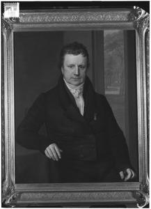 Portret van Samuel Crommelin (1778-1858)