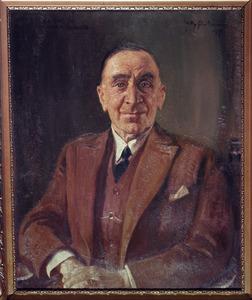 Portret van Herman Schwab (1861-1951)