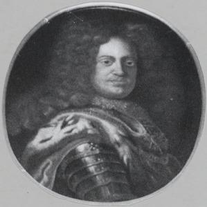 Portret van Ulrich Friedrich Woldemar von Lowendal (1700-1755)