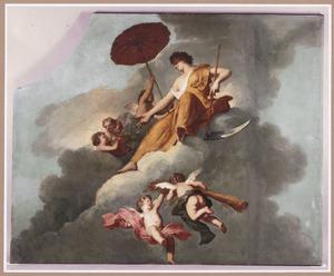 Allegorie op de Zomer