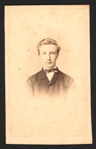 Portret van een lid van de familie Van Es