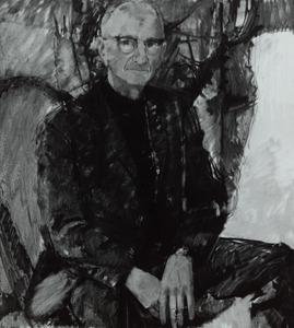Portret van Samuel de Back (1905-1992)
