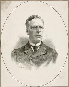 Portret van Aeneas Mackay (1838-1909)
