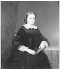 Portret van Agnes van Heijningen Bosch
