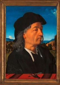 Portret van de architect Giuliano da Sangallo (ca. 1443–1516)