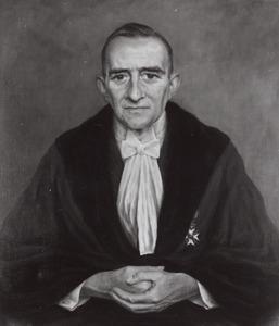 Portret van Willem Alphonse Mijsberg (1893-1958)
