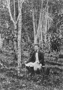 Portret van Johan Carel Bernelot Moens (1837-1886)