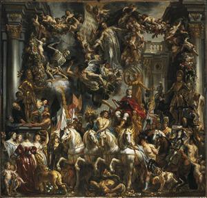 De triomf van Frederik Hendrik