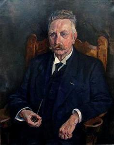 Portret van Cornelis Johannes de Jong (1869-1955)