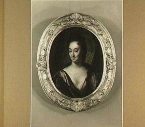Portret van Mej. Van Gool, gezelschapsdame van Josina Clara van Citters (1671-1753)