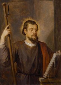 Portret van de redenaar Francesco Filetto