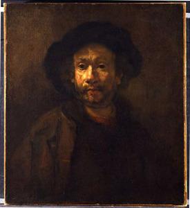 Portret van Rembrandt van Rijn