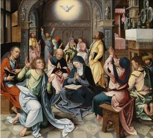 Afdaling van de Heilige Geest