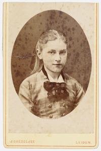 Portret van Adriana Cornelia Plemp (1866-1956)