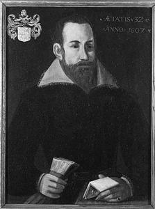 Portret van Carel van Hoorn (....-....)