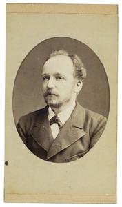 Portret van Gerke Henkes (1844-1927)
