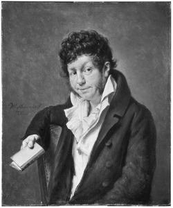 Portret van Adriaan van der Willigen (1766-1841)