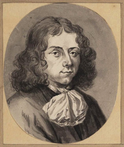 Portret van Pieter Capelle (1644-....)