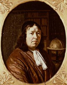 Portret van Gualtherus Kolff