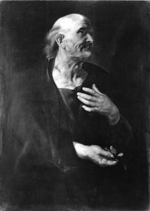 De apostel Bartholomeus