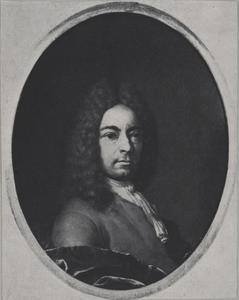 Portret van Jan Alensoon