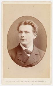 Portret van A.J. Schillings