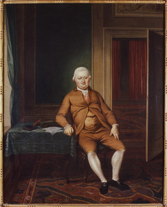 Portret van Jan Modderman (1747-1790)