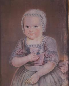 Portret van Cornelia van Leeuwen (1781-1848)