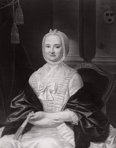 Portret van Maurina Cornelia Noeij (1716- )