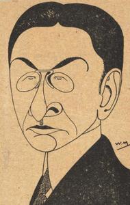 Portret van Louis Hendricus Chrispijn (1854-1926)