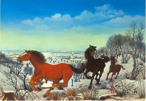 Mijn paarden