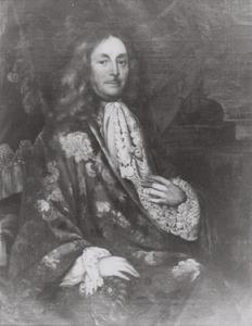 Portret van Frederik Hendrik van Reede (1636-1715)