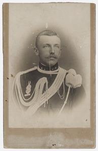 Portret van Evert Rein van der Wyck (1876-1934)