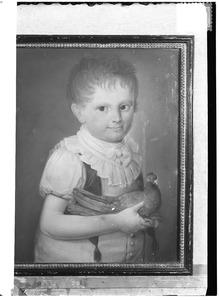 Portret van Adolphus Clemens Carolus van der Heyden (1808-1858)