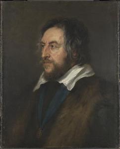 Portret van Thomas Howard, de 2de Graaf van Arundel (1585-1646)