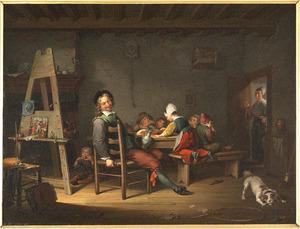 Het huishouden van Jan Steen
