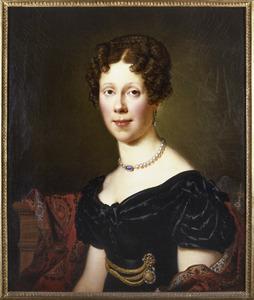Portret van Cornelia Esther Croiset (1787-1836)