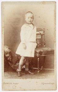 Portret van Charles Francois Quarles van Ufford (1885-1959)