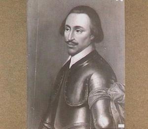 Portret van Philips van Nassau-Dietz (1566-1595)