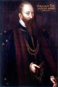 Portret van Rutger von der Horst (1519-1582)