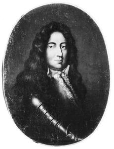 Portret van Carl Emil zu Dohna (1658-1686)